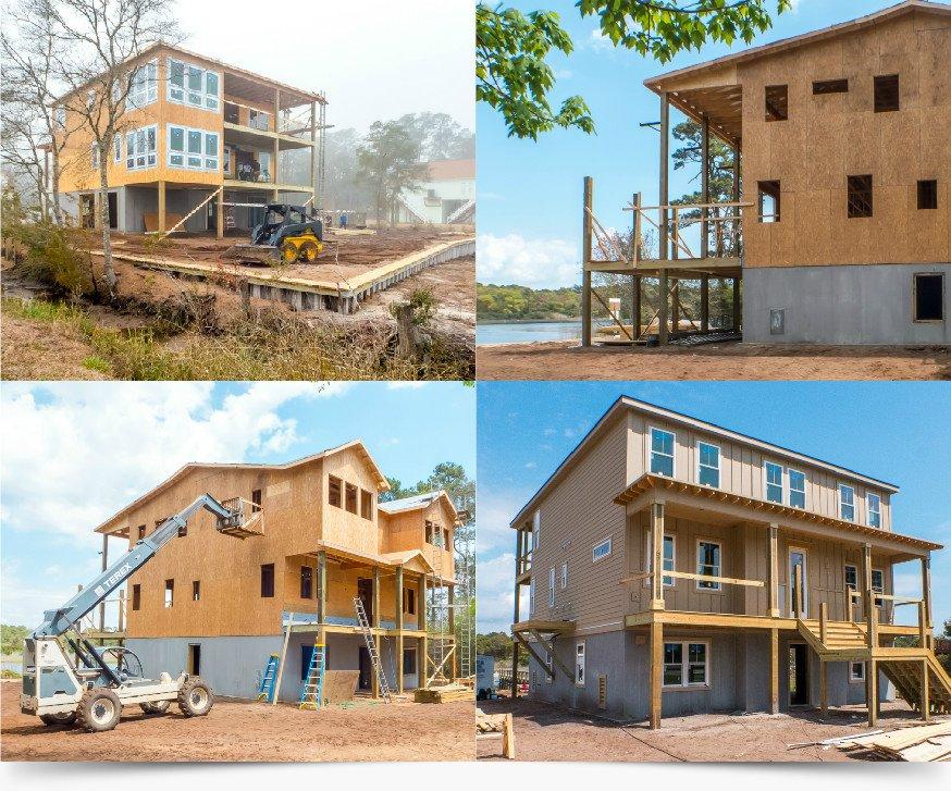 Oak Island Home Builders